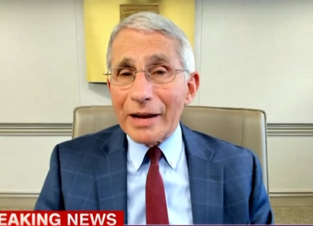 Dr. Anthony Fauci.